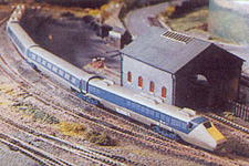'OO' Gauge APT-E built by S Smith