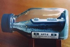 'N' Gauge APT-E in a bottle by Kit Spackman for Dr Alan Bing