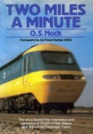 TWO MILES A MINUTE (First Edition)