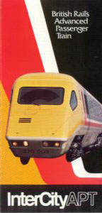 British Rail's Advanced Passenger Train