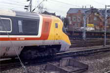 TR6 Crewe 16 March 1984 © Matthew Hall
