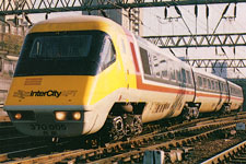 British Rail's 155mph Advanced Passenger Train