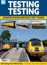 Testing Testing understanding Britain's test trains